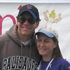 Steve Guttenberg & Courtney Zinszer 2007